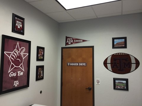 Aggie Room
